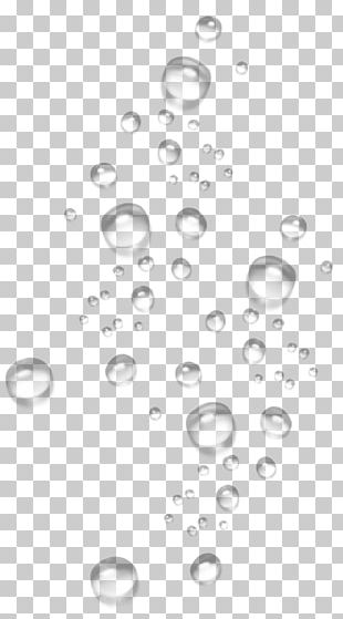 Bubble Drop Water PNG