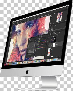 Desktop Computer Monitors Desktop Computers MacOS PNG