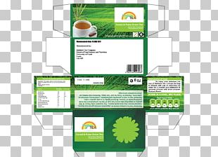 Green Tea Earl Grey Tea Food Box PNG