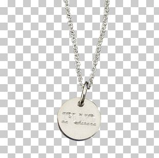 Locket Necklace Silver Gold-filled Jewelry PNG