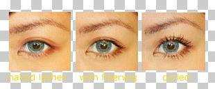 Eyelash Extensions Eye Liner Mascara Brown PNG