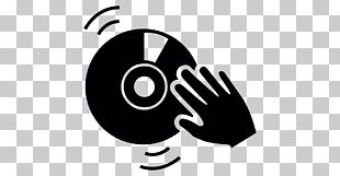 Disc Jockey Remix Icon PNG