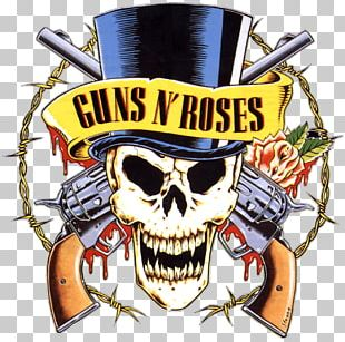 Guns N' Roses Logo Musical Ensemble PNG