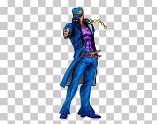 Costume Character Fiction Electric Blue PNG