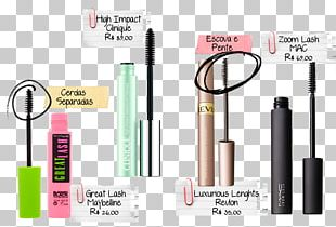 Lipstick Mascara Eyelash Eyebrow M·A·C Zoom Lash PNG