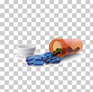 Pharmaceutical Drug Tablet Bottle PNG