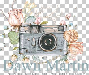 Watercolor Painting Drawing Photography Camera PNG