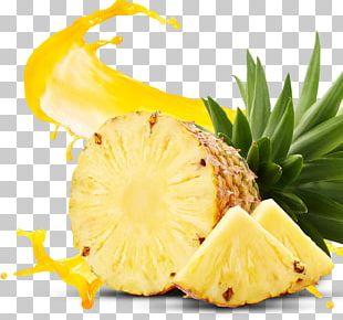 Juice Smoothie Pineapple Fruit Food PNG