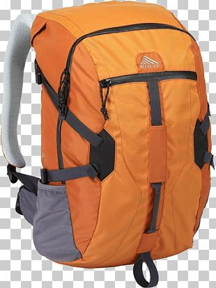 Kelty Orange Backpack PNG