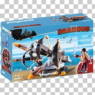 Eret Playmobil Gobber Ballista How To Train Your Dragon PNG