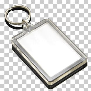 Key Chains Ring Plastic Silver PNG