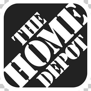 The Home Depot Logo Company Retail PNG