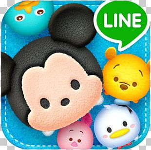 Disney Tsum Tsum Land Android LINE Puzzle Video Game PNG