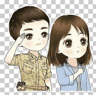 Korean Drama Drawing Fan Art Chibi PNG