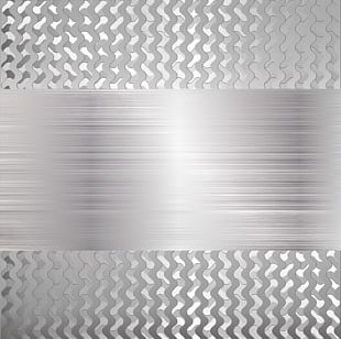 Brushed Metal Polishing PNG