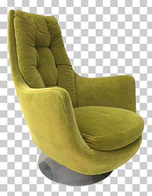 Eames Lounge Chair Egg Swivel Chair PNG