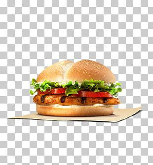 Hamburger Whopper Burger King Grilled Chicken Sandwiches Veggie Burger PNG