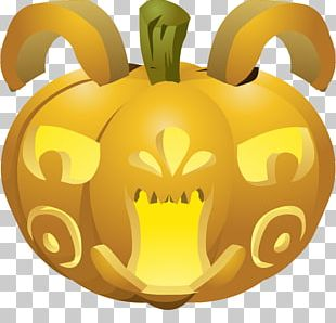 Jack-o'-lantern Pumpkin Calabaza Carving PNG
