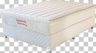 Bed Frame Box-spring Mattress Pads PNG