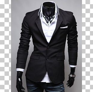Blazer Suit Jacket Coat Casual PNG