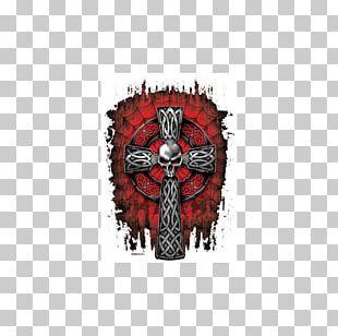 Gothic Art Painting Skull Art PNG