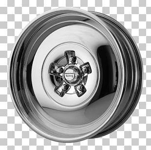 Alloy Wheel Car Spoke Tire American Racing PNG