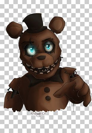 Withered Freddy PNG Images, Withered Freddy Clipart Free