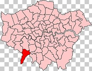 London Borough Of Bexley London Boroughs World Map The Map House PNG