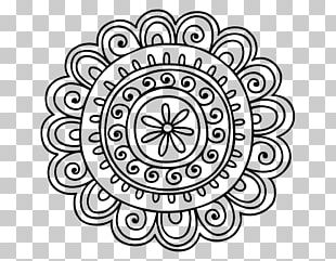 Mandala Coloring Book Drawing Meditation Tibetan Buddhism PNG
