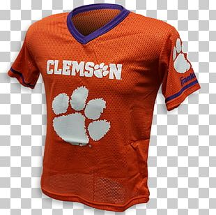 Sports Fan Jersey Bereavement Garden Flag Clemson Tigers Football PNG