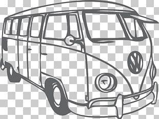 Volkswagen Beetle Volkswagen Type 2 Bus PNG