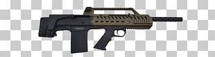 Gun Barrel Firearm Rifle Shotgun Bullpup PNG