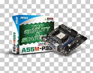 Socket FM1 Motherboard MicroATX Micro-Star International CPU Socket PNG