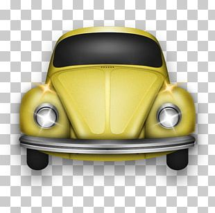 Classic Car Volkswagen Beetle Automotive Exterior Compact Car PNG