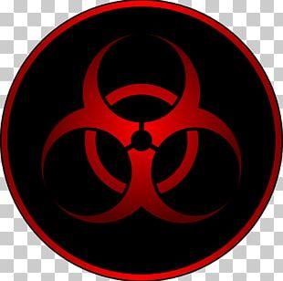 Hazard Symbol Biological Hazard Sign PNG
