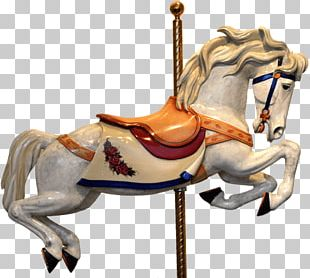 Carousel Horse PNG