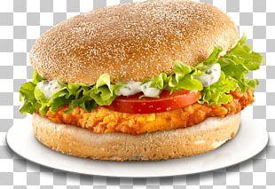 Cheeseburger Salmon Burger Buffalo Burger Fast Food Hamburger PNG