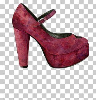 High-heeled Footwear Fashion Illustration Drawing Illustration PNG