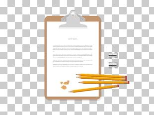 Page Layout Stationery PNG