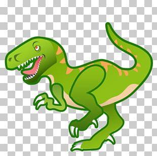Tyrannosaurus Emoji Android Oreo Carnivores: Dinosaur Hunter PNG