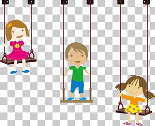 Child Swing PNG