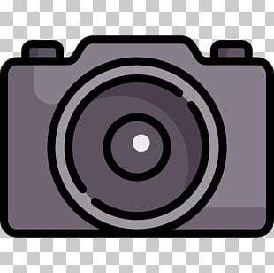 Camera Lens Digital Cameras Circle PNG