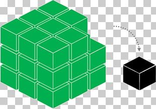Rubiks Cube Three-dimensional Space PNG