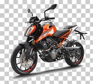 KTM 125 Duke Bajaj Auto Motorcycle KTM 390 Series PNG
