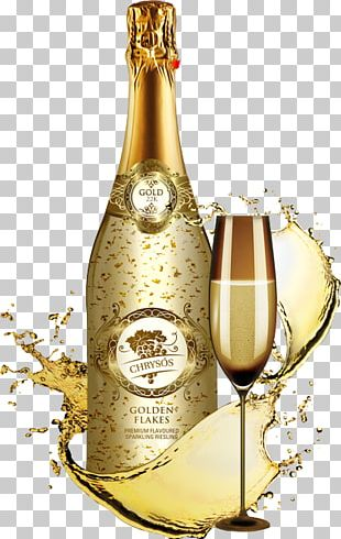 Champagne Glass Sparkling Wine Prosecco PNG