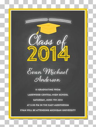 Graduation Ceremony Wedding Invitation Convite Party Baby Shower PNG