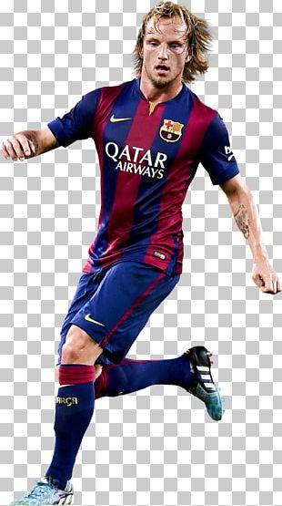Ivan Rakitić Cheerleading Uniforms 2015–16 FC Barcelona Season Football Player PNG
