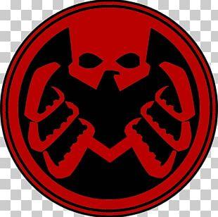 T-shirt Red Skull Captain America Hydra S.H.I.E.L.D. PNG