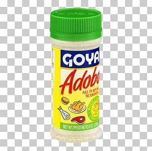 Adobo Seasoning Goya Foods Black Pepper Spice PNG