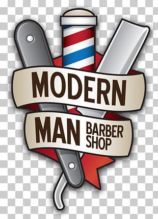 Barber Modern Man Hairstyle Shaving Beauty Parlour PNG